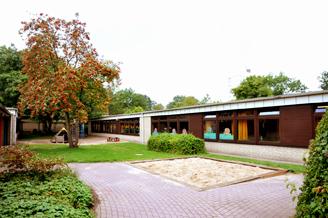 Spielplatz der Vorschule der Schule Wildschwanbrook